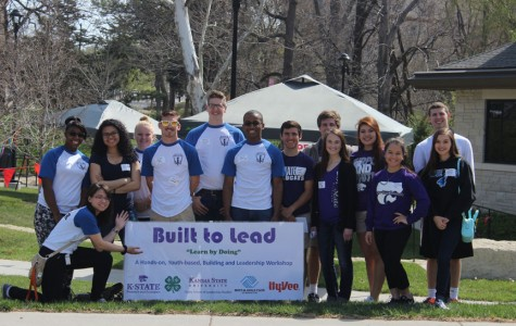 National Honor Society and Robotics Club takes on Built to Lead