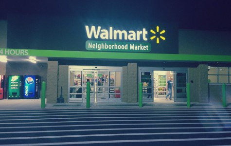 Opening of the New Walmart!!