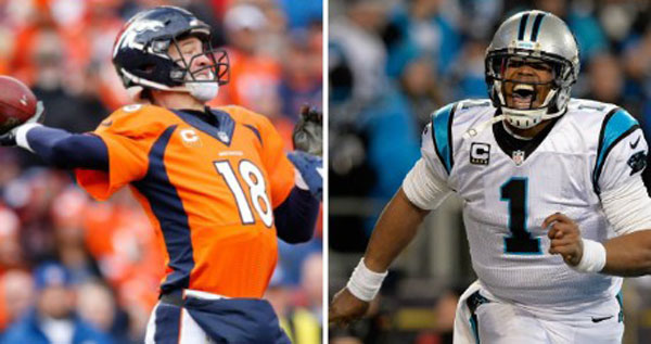 Peyton Manning and Cam Newton win their games