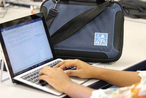 Beak Squad Provides Student Technology Support