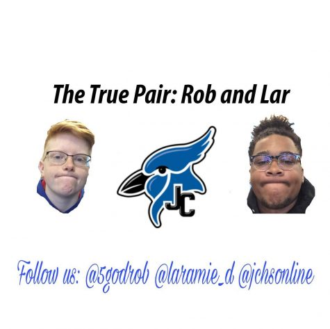 The True Pair: Rob and Lar