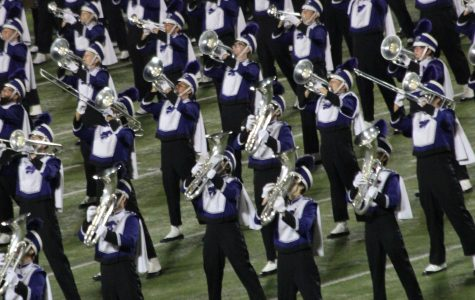 Blue Jay Marching Band's Trip to K-State