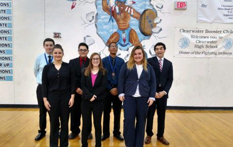 Clearwater Forensics Tournament