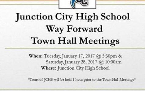 LIVESTREAM: JCHS Town Hall