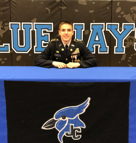 Senior Adam Campbell To Attend West Point