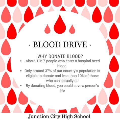 Blood Drive  · April 5th