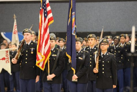 PHOTO GALLERY: Veterans Day Ceremony