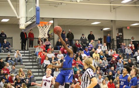 Boys Basketball Game Preview Against Topeka High