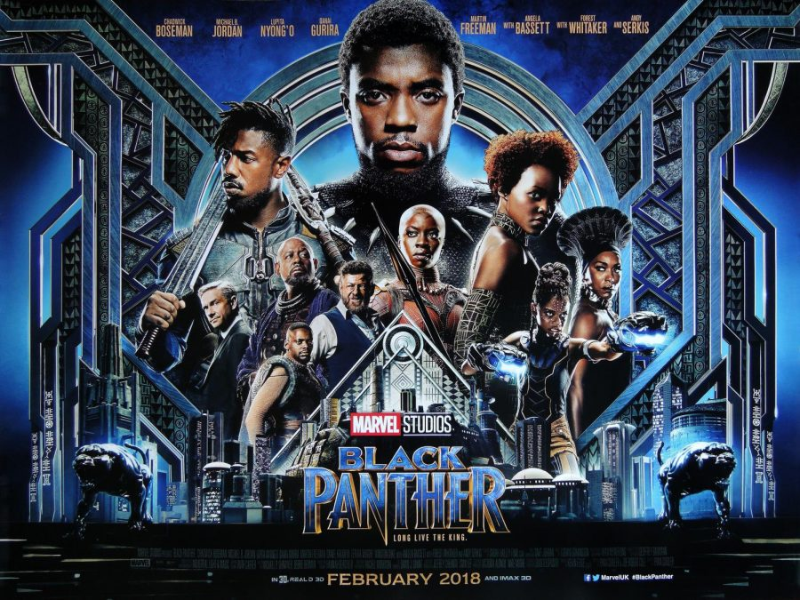 The+action+movie+Black+Panther+premiered+February+16th.