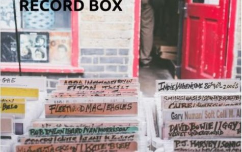 The Record Box Episode 3: Return of the Podcast