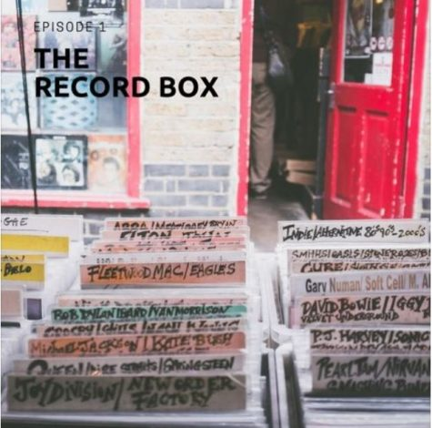 The Record Box S2 E1: Iridescence Review