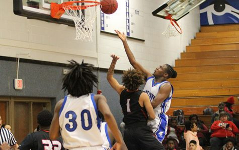 Varsity Boys Basketball Extends Win Streak To Three With Win Over Highland Park