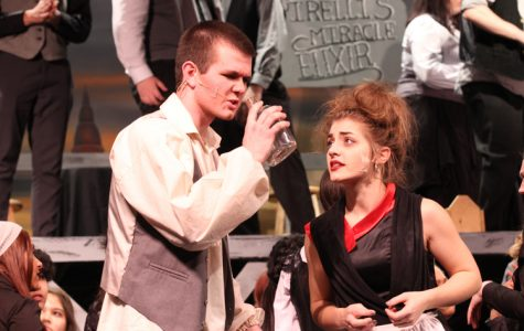 PHOTOS: Sweeney Todd: The Musical