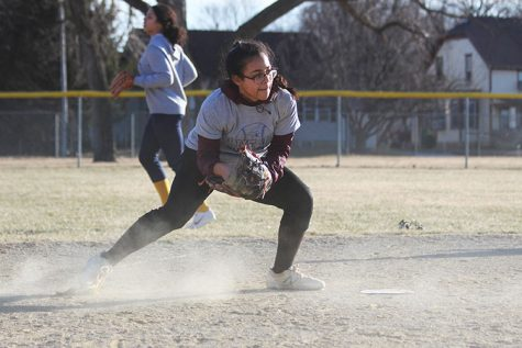 PHOTOS: Varsity Softball vs. Topeka West