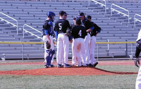 PHOTOS: Varsity Baseball vs Garden City