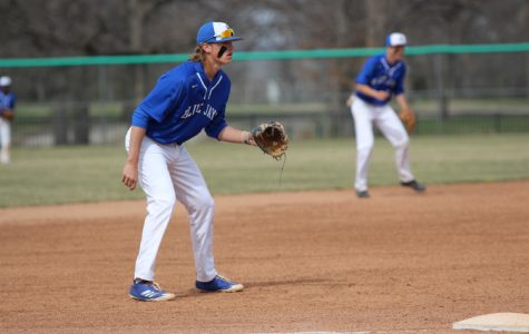 PHOTOS: Varsity Baseball vs Topeka West