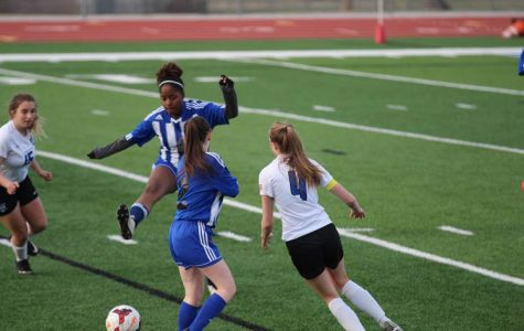 PHOTOS: Girls Varsity Soccer on April 4th