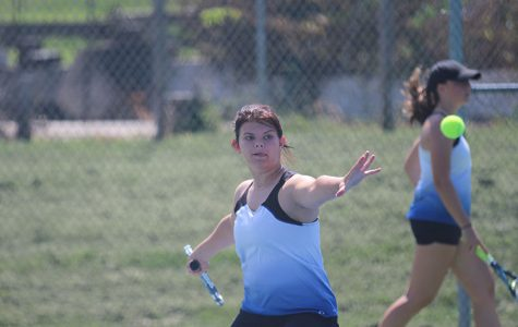 PHOTOS: Girls Tennis on August 30