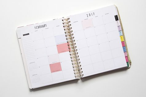 School Planners Not Purchased For 2018-2019 School Year