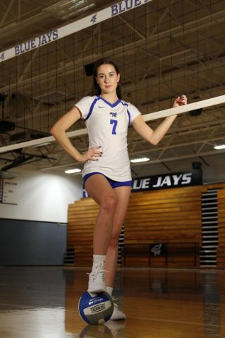 Q&A: Varsity Volleyball Player Reece Boland