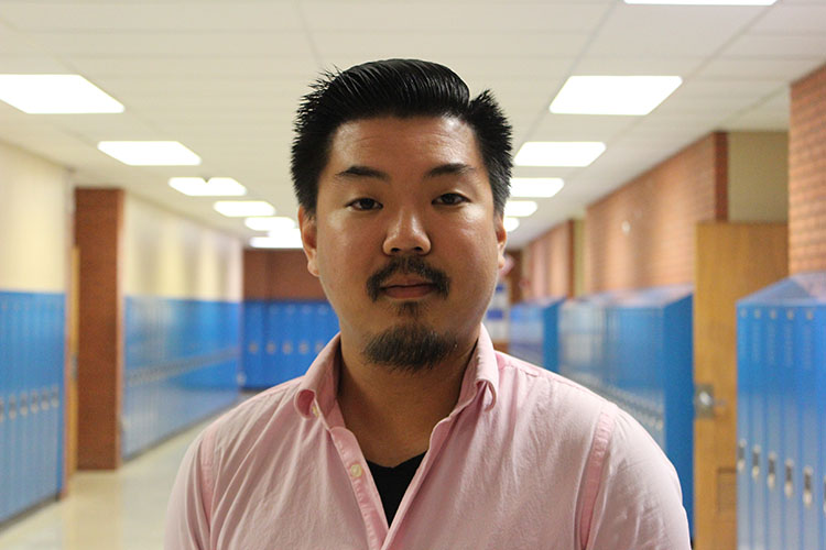 JCHS Chemistry teacher Subin Chun discusses his biggest fear.