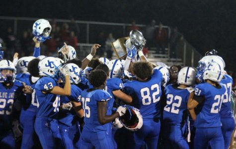 PHOTOS: Blue Jays Beat Manhattan in Silver Trophy Game