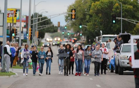 PHOTOS: Homecoming Parade & Community Pep Rally