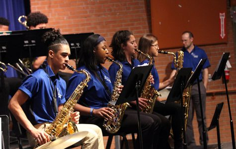 Gallery: Blue Jay Jazz Concert