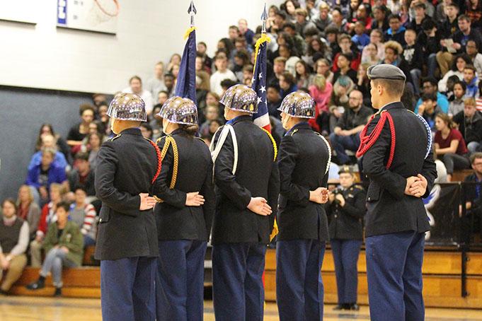 VIDEO: JCHS Veterans Day Ceremony 2018