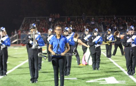 Marching Band Earns Superior at the High Plains Marching Festival