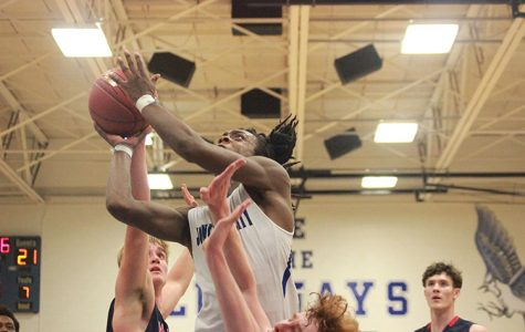 PHOTOS: Varsity Boys Basketball VS Manhattan High