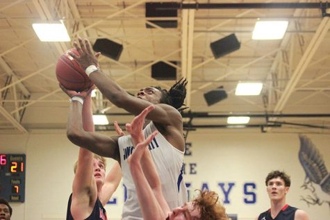 PHOTOS: Boys Varsity Basketball vs. Seamen High