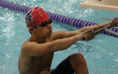 PHOTOS: Boys Swim at Manhattan