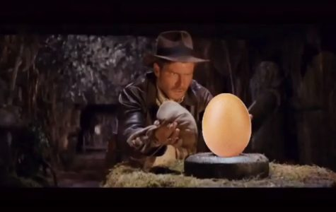 Instagram and the Raiders of the Lost Egg