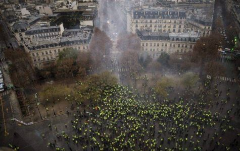 Paris and the Yellow Vest Movement