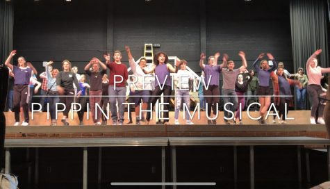 The spring production of Pippen the musical will show March 7-9.