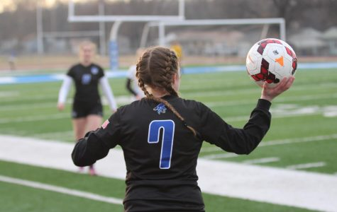 PHOTOS: Blue and White Soccer Scrimmage