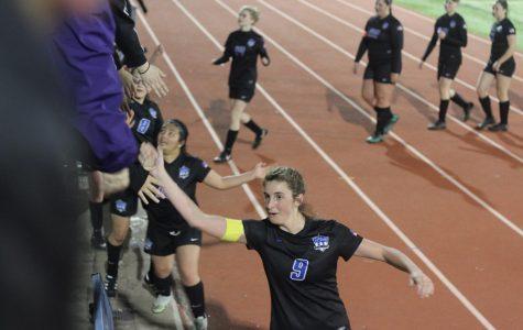 PHOTOS: Girls Varsity Soccer vs. Manhattan