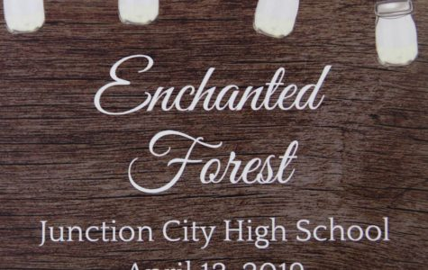 Enchanted Forest was announced as the 2019 prom theme.