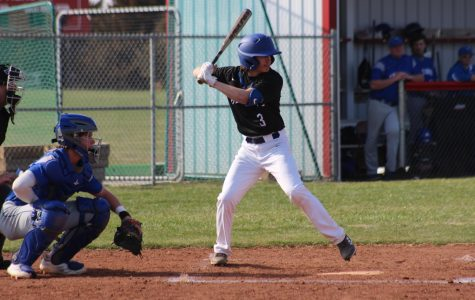 PHOTOS: Varsity Baseball vs Andover, McPherson