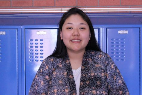 ATHLETE PROFILE: Swim Team Member Lauren Kim