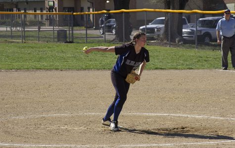 PHOTO GALLERY: Varsity Softball vs Shawnee Mission West