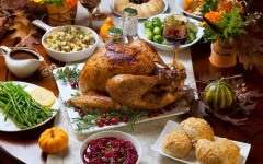 Thanksgiving Traditions at JCHS